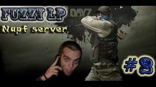 Fuzzy: LP Dayz Epoch - Napf server || Díl 2. Projížďka po mapě s Pulkou