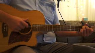 Leonard  Cohen - So long Marianne - acoustic guitar cover by onlyfavoritemusic