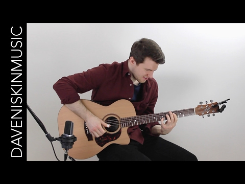 Autumn Leaves (Jazz Standard) - Fingerstyle Acoustic Guitar Cover