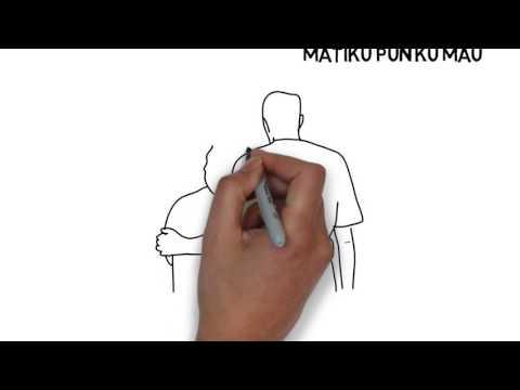 Wali-Takkan Pisah (Official Lirik Videoscribe)