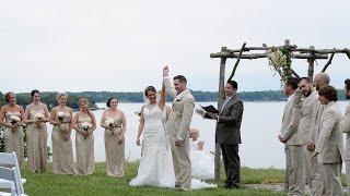 "Nick & Samantha Wedding Trailer   Jason Evigan ""Cinema"""