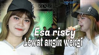 Esa Risty - Lewat Angin wengi [OFFICIAL]