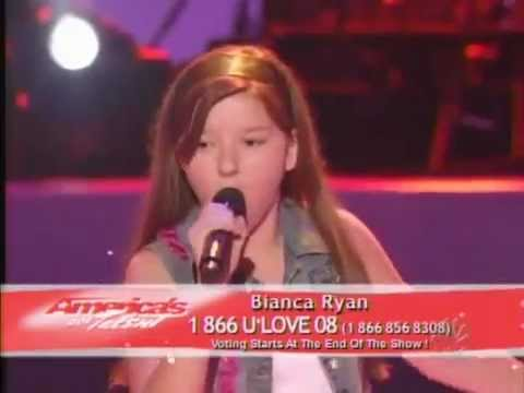 Bianca Ryan  Piece Of My Heart Janis Joplin  Semi Final Americas Got Talent