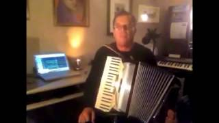 Ralph Diekemper ThE BeST DAy EvER (recording accordion parts)