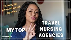 Top 3 Travel Agencies | Who I Travel With | Naming My Personal Agencies