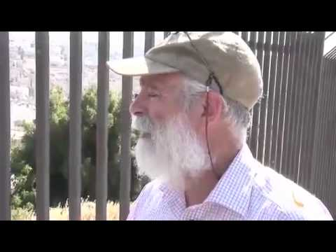Inside Hebron with David Wilder and Rabbi Mark S. Golub