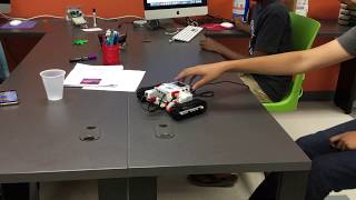 Robotics - Gyro Sensor
