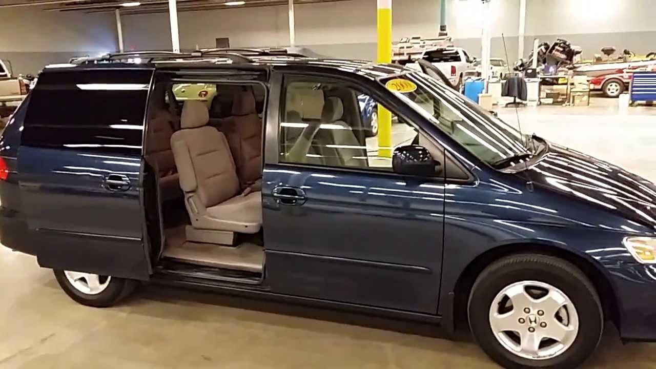 Delightful 2000 Honda Odyssey