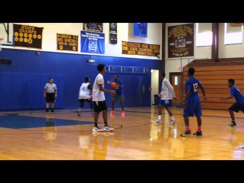 GMC Hoops Highlights--August 7, 2015--Union Catholic vs. William Allen (PA)--2015 SPTS