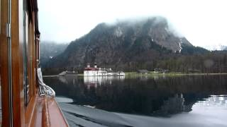 Königssee Berchtesgaden Boat trip - ReiseWorld travel channel