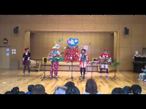 ♪kurarinetto wo kowashichatta by omitama chindon band