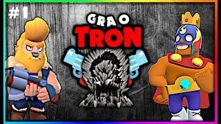 BRAWL STARS - GRA O TRON - #1 POCZĄTEK