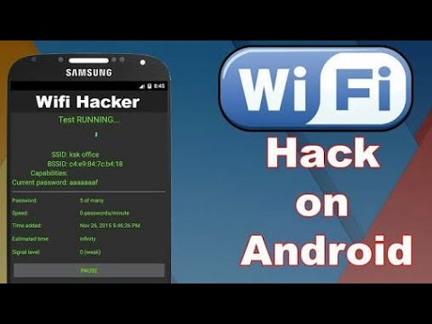 FAJER POUR ANDROID TÉLÉCHARGER HACK BY WIFI