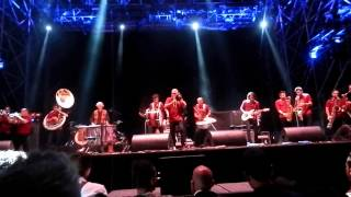 Fantomatik Orchestra - è Festa Live @ Pistoia Blues 13-07-14