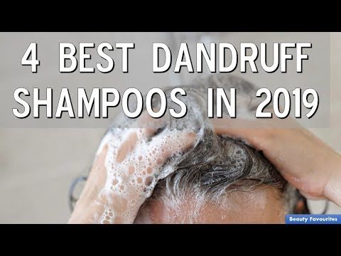 4 Best Dandruff Shampoos in 2019 - Dandruff shampoo