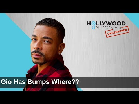 Gio Explains the Bumps on his D**K on Hollywood Unlocked [UNCENSORED]