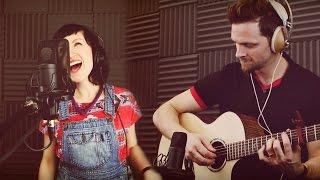 No Regrets - MAGIC! (Acoustic Cover) | Gareth & Emmi