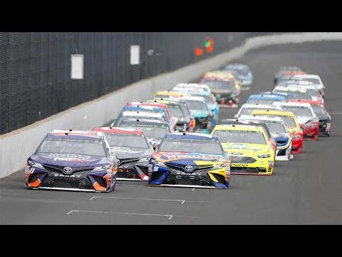 2018 NASCAR At The Brickyard Post Race Review