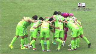 2016ナビスコカップグループステージ第7節 湘南ベルマーレ×ヴィッセル神...