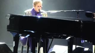 """Levon"" Elton John@Santander Arena Reading, PA 2/28/15"
