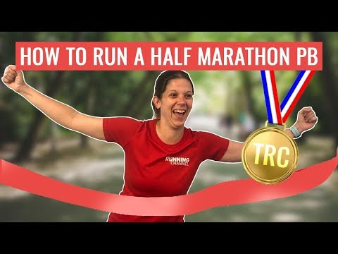 How To Get A Half Marathon PB | Run 13.1 Miles Faster