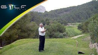 Golfplatz / Golf Course - Golf de Andratx Mallorca (German)