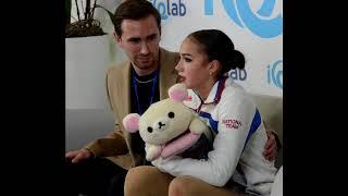 Даниил Глейхенгауз: «Словами не передать мои чувства от того, как сложился чемпионат для Загитовой»