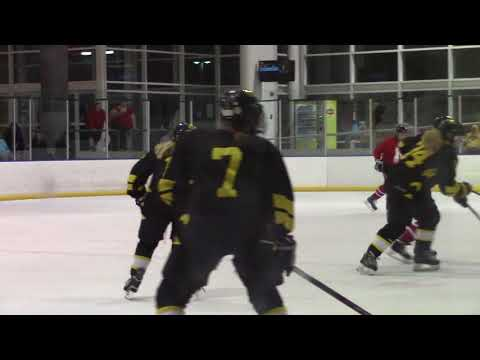 Lady Ice Hawks Vs  Nebraska 11/4/17 Part 2
