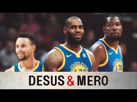 LeBron and the Golden State Warriors?