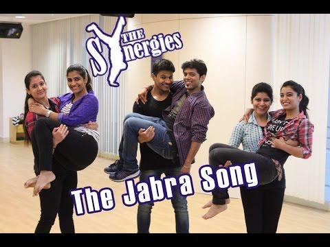 Dance Choreography On Jabra Song | FAN | Shah Rukh Khan | Nakash Aziz