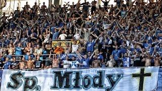 FC Basel - LECH POZNAŃ (5.08.2015): doping kiboli Lecha