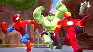 Video Süper Kahraman Demir Adam Kötü Adam Loki'nin Peşinde (Disney Infinity Bölüm 1) download MP3, 3GP, MP4, WEBM, AVI, FLV November 2017