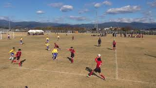 ACミランアカデミーU12選抜 全日本少年サッカー大会高知県代表宿毛FCと...