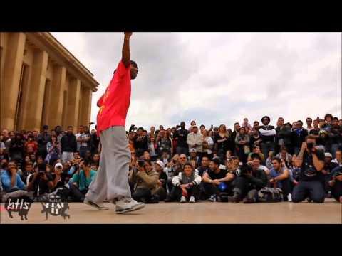 Уличные танцы, брейк данс