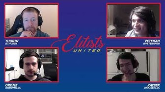 Elitists United Episode 32: Over-Rated (feat. Kaiser and Orome)