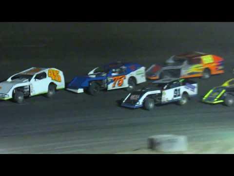 Desert Thunder Raceway I.M.C.A Modified Main Event  4/28/18