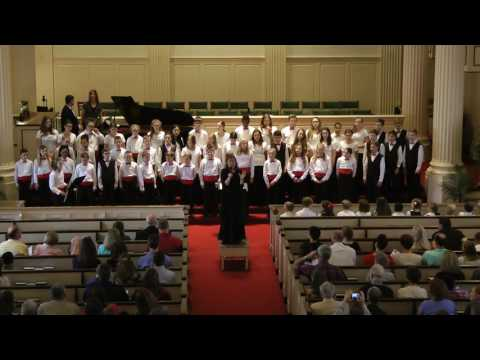 East Tennessee Children's Choir