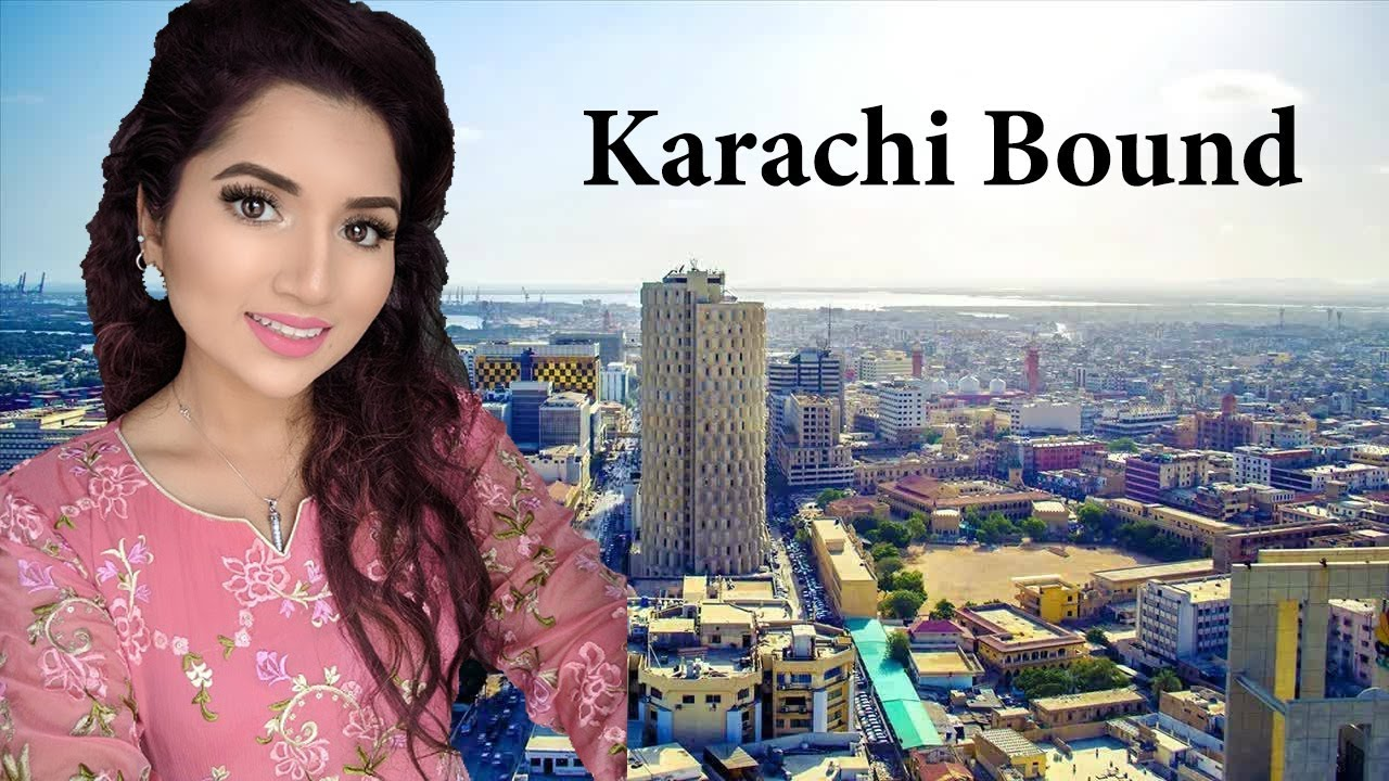 PAKISTAN FOR THE FIRST TIME | KARACHI VLOG | Fictionally Flawless