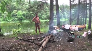 видео река Белая