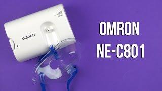 Розпакування OMRON NE-C801