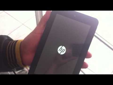 HP Slate 7 4600 Como cargar el Sistema operativo Jelly Bean 4.1.1