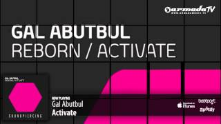 Gal Abutbul - Activate (Original Mix)