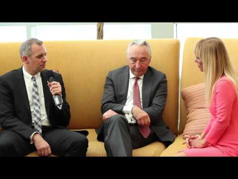 INTERVIEW with Bertram Rickmers at Breakbulk Americas 2014