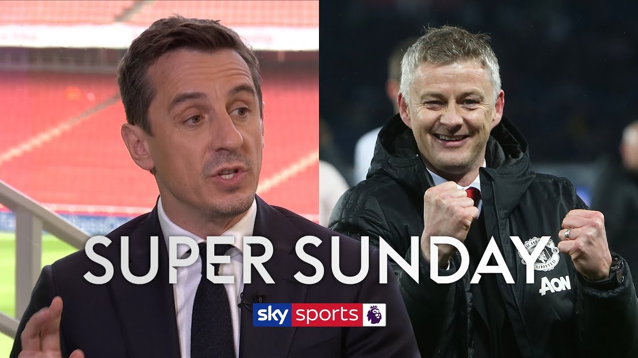 Gary Neville on how Ole Gunnar Solskjaer can make Man United challenge for the title