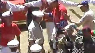 Former President of Pakistan Pervez Musharraf Dancing | Dance with Chitral Polo Team 2006