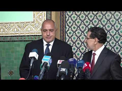 Заедно с премиера д-р Саад Еддин Ел Отмани присъствахме на подписването на Административно споразумение към Спогодбата за социална сигурност между България и Мароко. Документът регулира осигуряването при работа в двете държави, както и реда за отпускане и изплащане на пенсии и други видове обезщетения на хора, които са били осигурявани в двете страни. Надявам се с това споразумение да дадем по-голям тласък на икономическите отношения между двете държави.