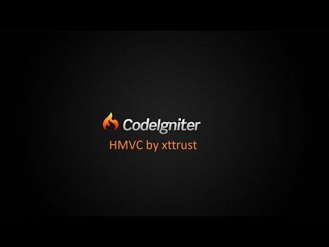 CodeIgniter HMVC By Xttrust Part 7 - Create New Users