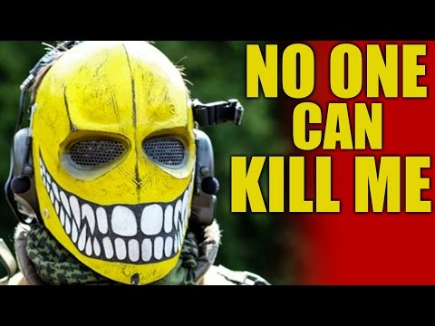 Airsoft Juggernaut 2   No One Can Kill Me!