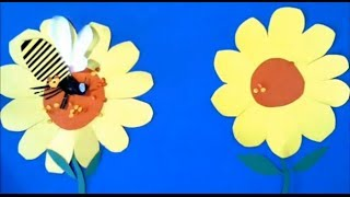 """Pollen"" a Stop Motion Science animation video: Pollination Nectar Lesson for Kids"