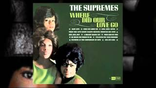 THE SUPREMES not fade away